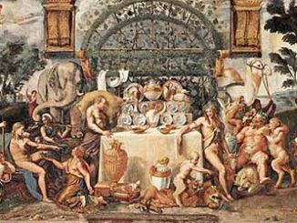 Banquet-rome