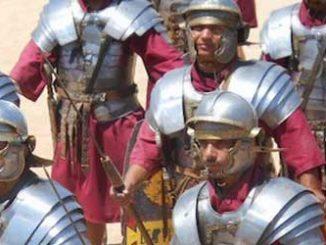 Roman-army-days